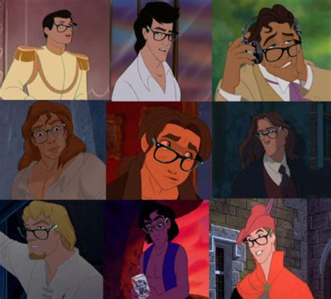 Hipster Disney Meme - image 165235 hipster glasses know your meme