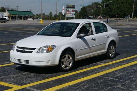sell used 2007 chevrolet cobalt 4 dr sed speed manual trans in totowa new jersey united states sell used 2007 chevrolet cobalt ls sedan 4 door 2 2l in fort wayne indiana united states for