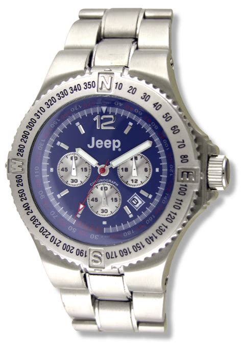Jeep Watches S Watches Brand New Genuine Jeep Mens Chronograph
