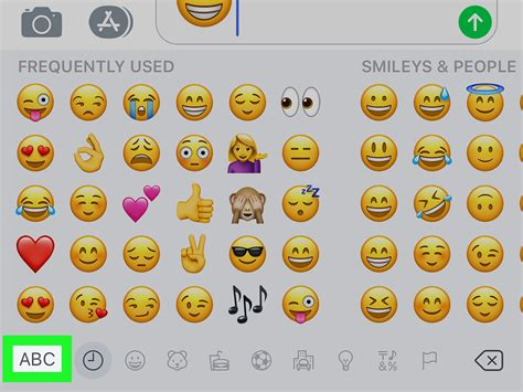 Smile Emoji 5 how to enable the emoji emoticon keyboard in ios 14 steps