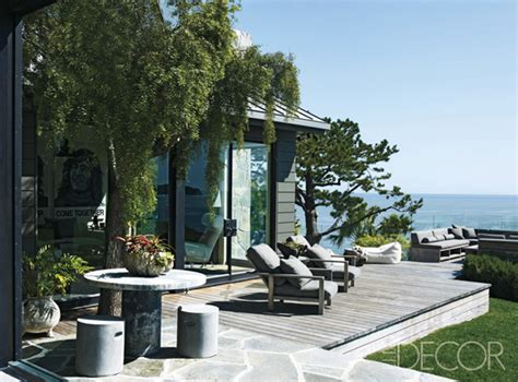 courteney cox s luxurious malibu home in decor