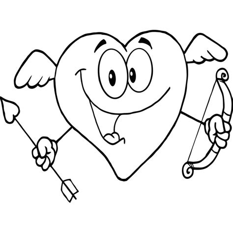 imagenes de amor y a amistad dia del amor y la amistad para colorear dibujosparacolorear