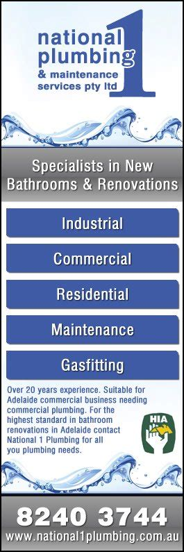 National Plumbing Supplies by National 1 Plumbing Maintenance Services Pty Ltd