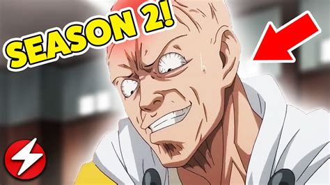 punch man season  anime announced opm season