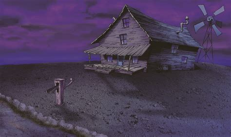 courage the cowardly dog house courage the cowardly dog house wallpaper