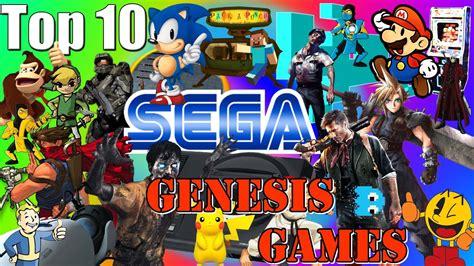 best genesis top 10 best sega genesis mega drive 10 to 1