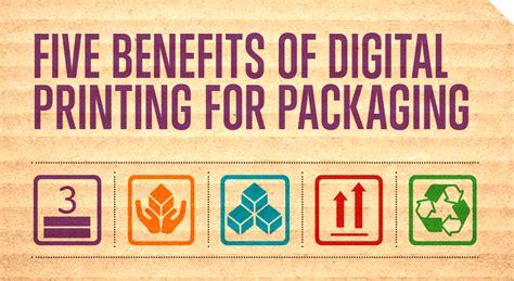 Digitaldruck Verpackung by Five Benefits Of Digital Printing For Packaging