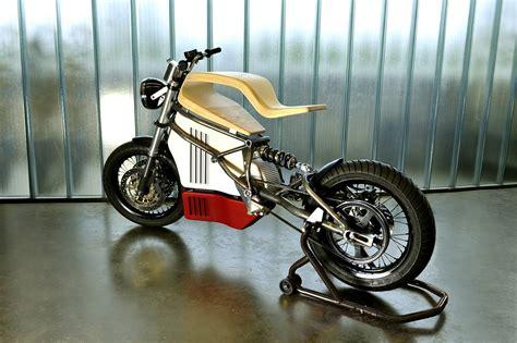 raw   electric cafe racer prototype    raw