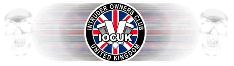 Suzuki Intruder Owners Club How To Join The Iocuk