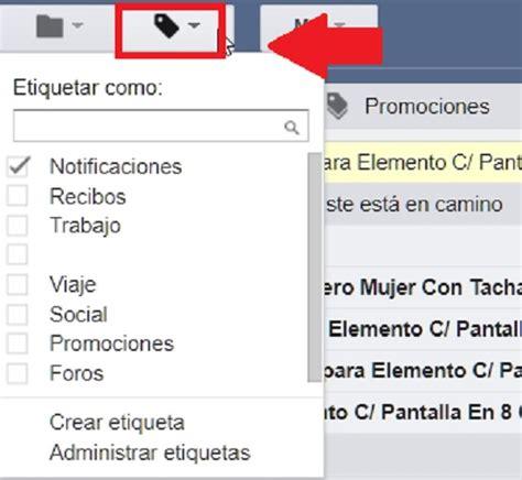 gmail bandeja de entrada la bandeja de entrada de gmail tecnolog 237 a f 225 cil