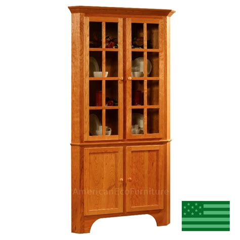 Corner Dining Room Cabinets by Sherwood Corner China Cabinet Cabinets Pantries