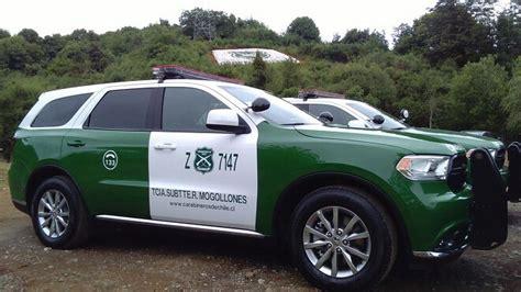 alta de vehiculo nuevo recaudanetgobmx prefectura carabineros de valdivia recibir 225 14 nuevos