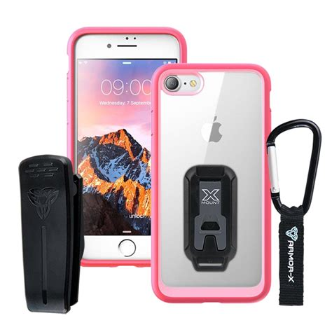 8 iphone cases apple iphone 8 shockproof rugged belt clip carabiner