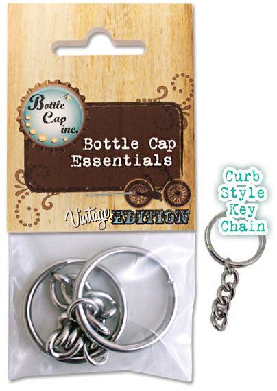 Curb Key Chain