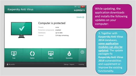 how to update anti virus databases in kaspersky anti virus how to update anti virus databases of kaspersky anti virus