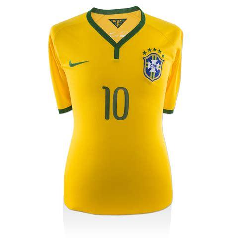 ebay brazil neymar jr signed brazil shirt world cup 2014 autograph