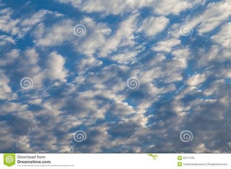 pattern blue sky cloud pattern stock photo image 55771705