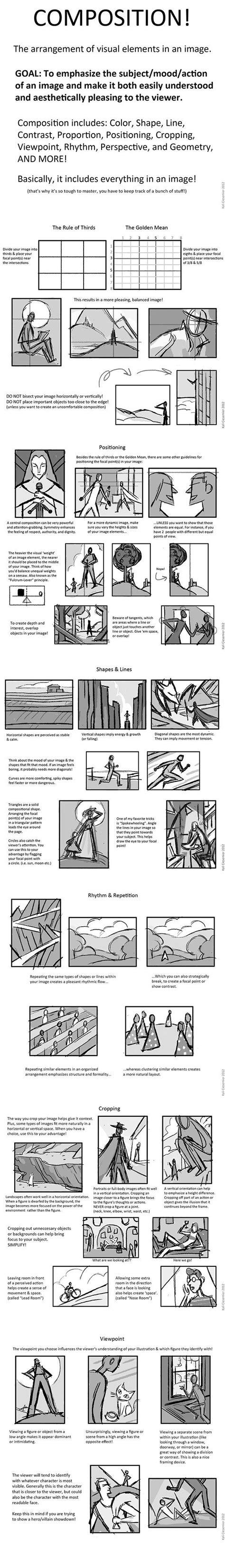 layout composition tutorial composition https www facebook com