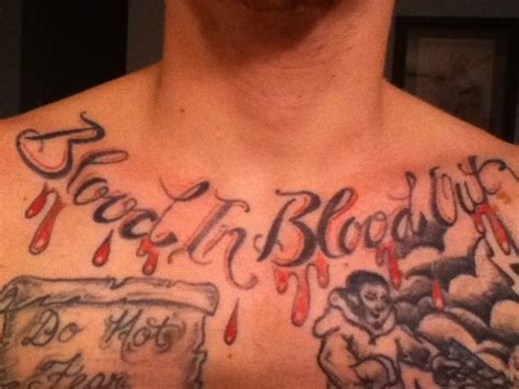 blood picture at checkoutmyink
