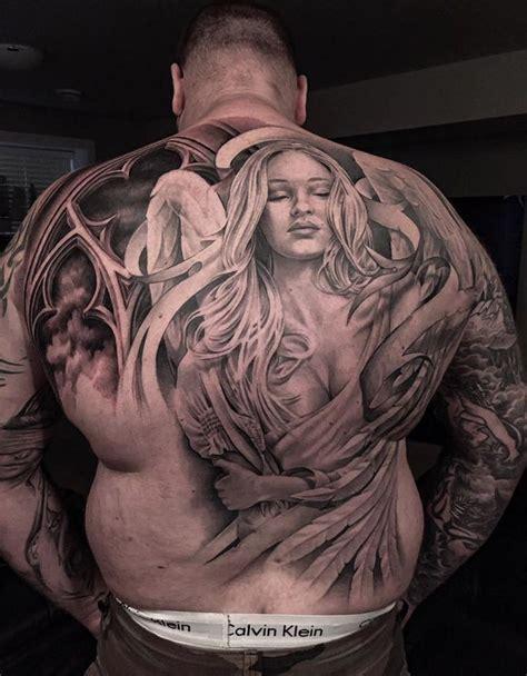 christian tattoo artist bay area beautiful angel back piece http tattooideas247 com angel