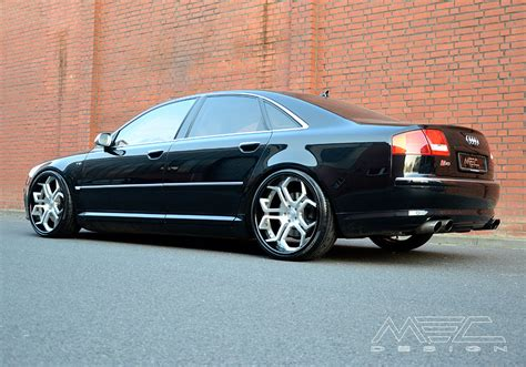Audi A8 Auspuff by S8 Exhaust System Mec Design