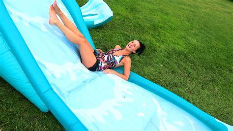 slip slide fails