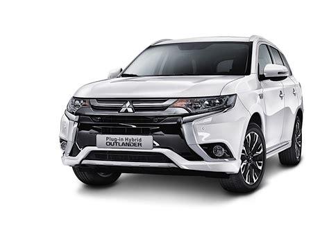 2017 white mitsubishi outlander mitsubishi outlander phev 2016 2017 autoevolution