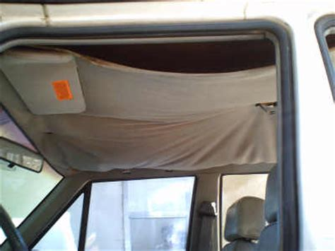 Jeep Headliner Replacement Headliner Installation And Repair In 1994 Jeep