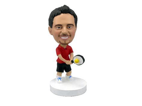 bobblehead tennis tennis player bobblehead