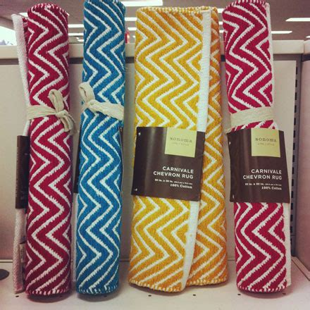 Chevron Rugs Cheap by Kohl S Grand Opening Sale Haul The Budget