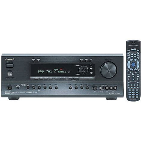 onkyo tx sr800 thx select 7 1 channel digital home theater