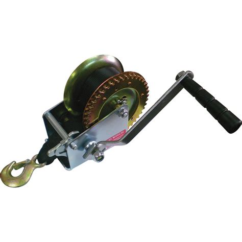 boat winch northern tool ultra tow trailer winch 1000 lb capacity model