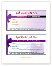 microsoft office templates gift voucher template