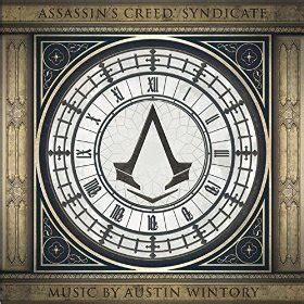 Cd Ezio The Of Mr Spoons soundtrack for ac syndicate revealed