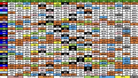 2017 nfl schedule release the 2017 nfl schedule