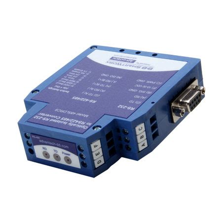 serial converter, bb 485ldrc9, rs 232 to rs 422/485 converter