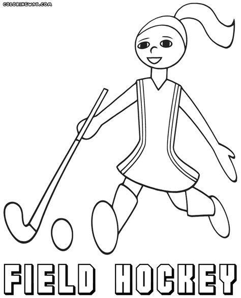 coloring pages field hockey field hockey coloring pages coloring pages to download