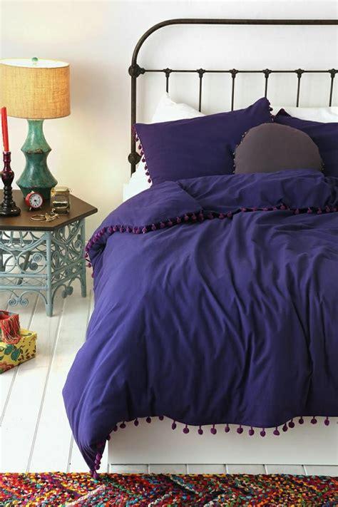 Blus Free To Be Me 1001 id 233 es pour la d 233 coration d une chambre gris et violet