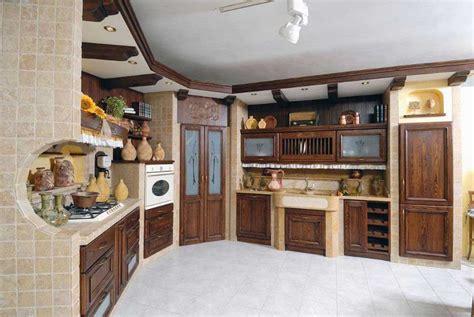 cucine di cagna in muratura strutture per cucine in muratura su misura