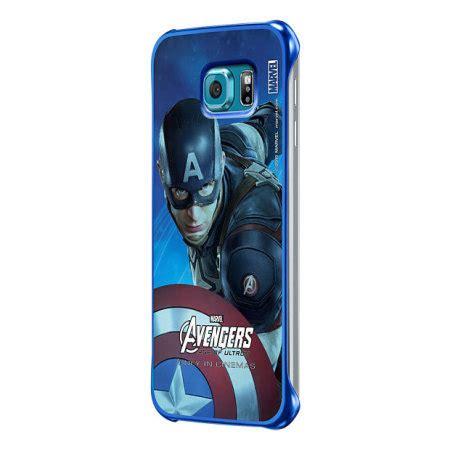 Samsung S6 Marvel Official Samsung Marvel Galaxy S6 Captain