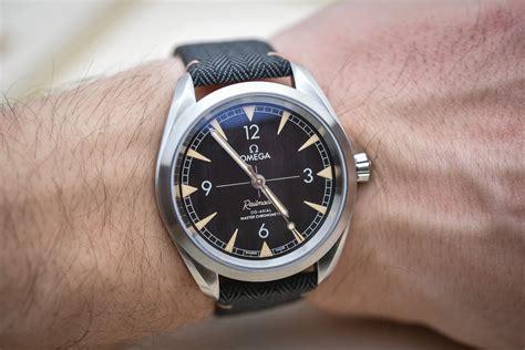 Omega Railmaster Master Chronometer Collection   Baselworld 2017 (Hands on, Specs & Price)