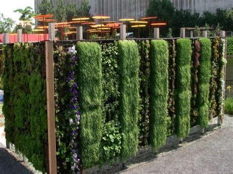 outdoor garden wall decor diy outdoor living wall planter