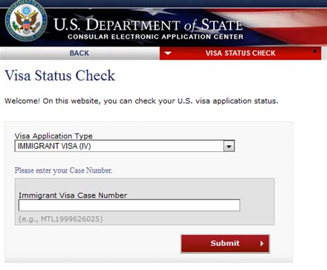 Search Status This How You Check Us Visa Application Status