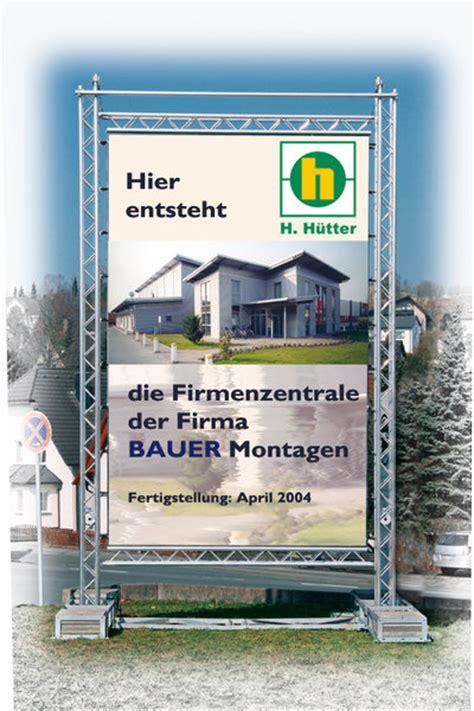 Baustellenschild Preis by Www Werbetechnik Okay De Mobiles Baustellenschild G 252 Nstig