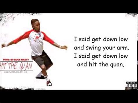 printable lyrics to hit the quan 17 best iheartmemphis images on pinterest hit the quan