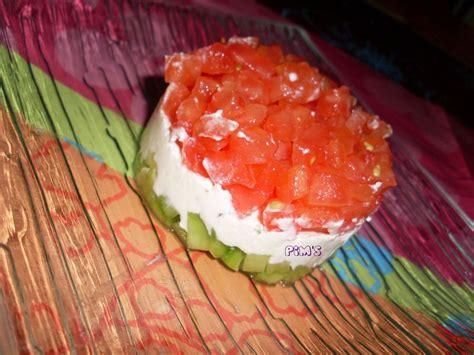 l avocat fruit ou l gume tartare tomate ch 232 vre concombre la cuisine de pim s