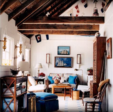 house beautiful cottage living magazine 10 fabulous nantucket blue and white interiors with