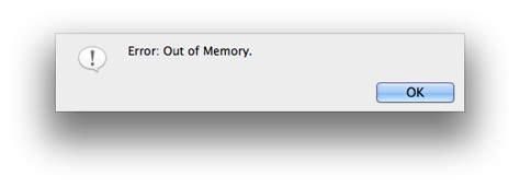Final Cut Pro Error Out Of Memory | how to fix out of memory error in final cut pro 7