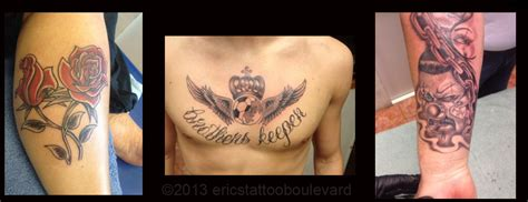 eric s tattoo boulevard