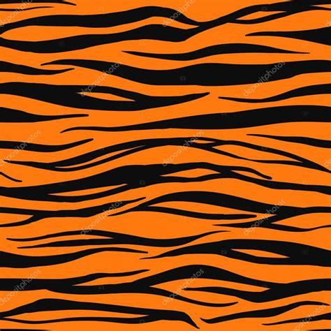 pattern illustrator tiger tiger print pattern stock vector 108410550